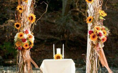 Miért olyan népszerűek az őszi esküvők?